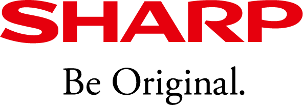 Sharp Be Original Logo